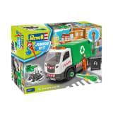 Maquette camion Junior Kit : Camion poubelles