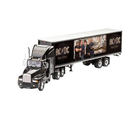 Maquette camion : Edition limitée : Truck&Trailer AC/DC[1/9]