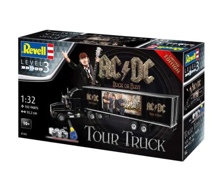 Maquette camion : Edition limitée : Truck&Trailer AC/DC[3/9]