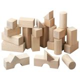 HABA Jeu de blocs de construction 26 pcs Grand 001071
