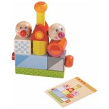 HABA Jouet empilable Smart Fellow 005675