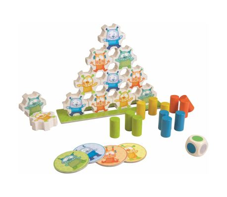 HABA Stapelspiel Mini-Monster 301200[1/6]