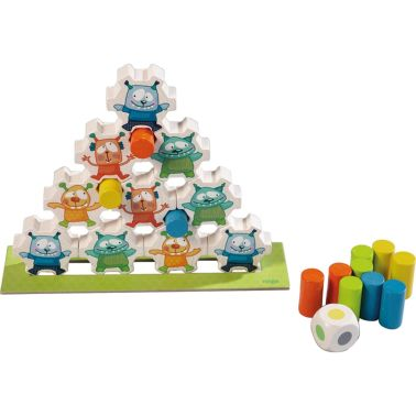 HABA Stapelspiel Mini-Monster 301200[4/6]