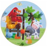 HABA Juego de destreza On the Farm 301696