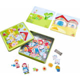 HABA Magnetic Game Set Peter and Pauline's Farm 301951