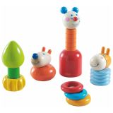 HABA Jouet empilable Mouse & Friends 302159