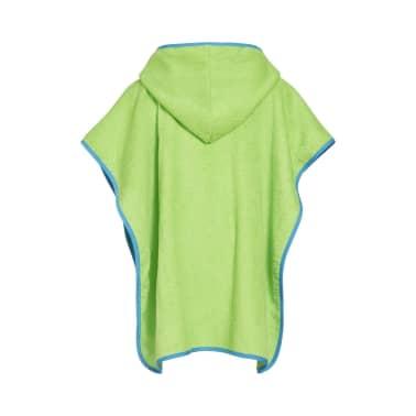 Playshoes badponcho schildpad groen junior maat L[2/2]