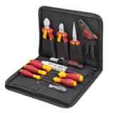 Wiha Set de herramientas de electricista 12 piezas 9300-025 acero
