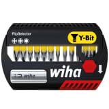 Wiha FlipSelector 13 deler Y-bitssett 25 mm 41827