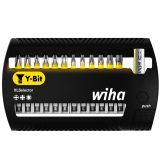 Wiha 31-teiliges Y-Bit-Set XLSelector 25 mm 41832