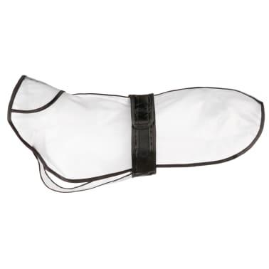 TRIXIE Imperméable pour chiens Tarbes S 42 cm PVC Transparent[2/4]