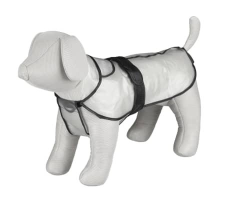 TRIXIE Imperméable pour chiens Tarbes S 42 cm PVC Transparent[1/4]