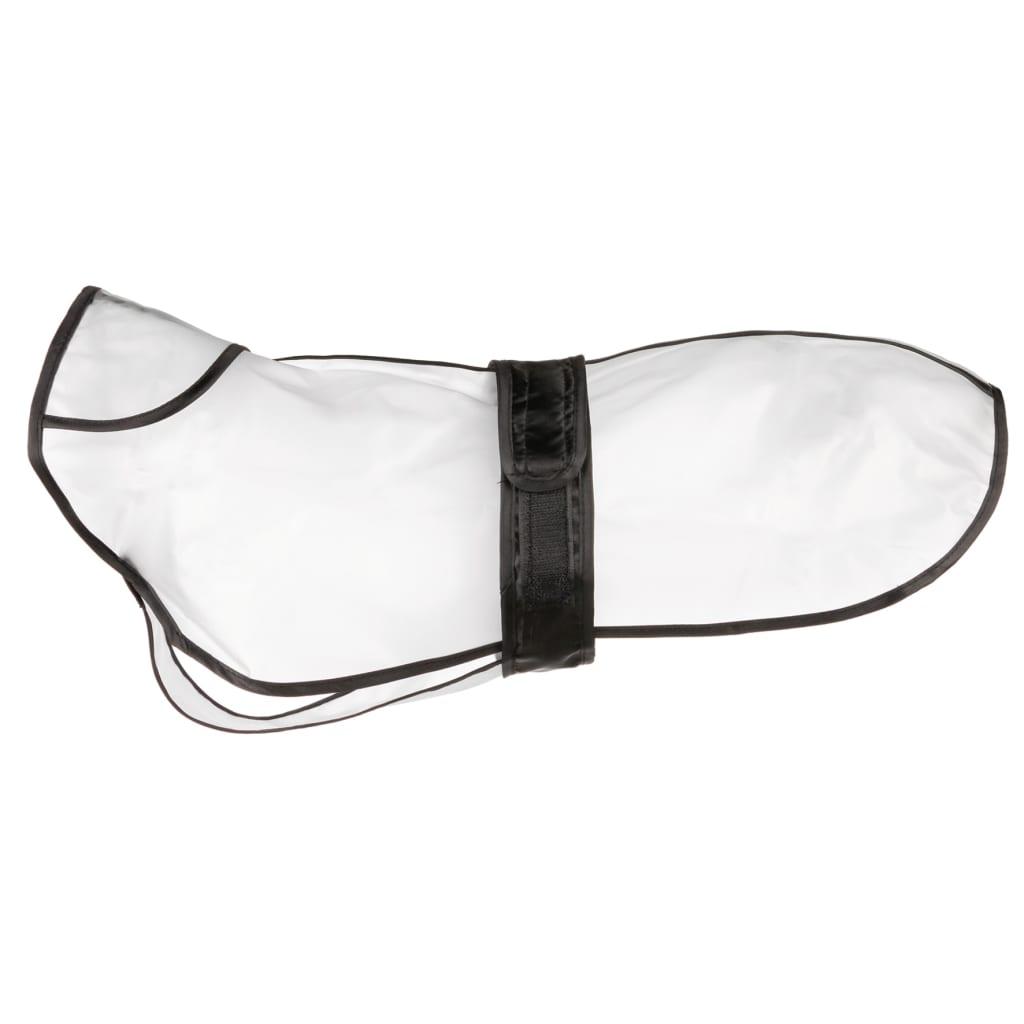 99425462 TRIXIE Hunde-Regenmantel Tarbes L 60 cm PVC Transparent