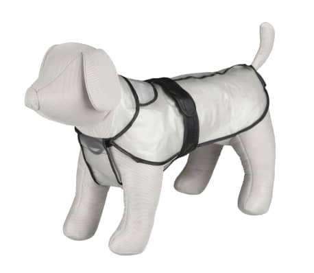 TRIXIE Imperméable pour chiens Tarbes L 60 cm PVC Transparent[1/4]
