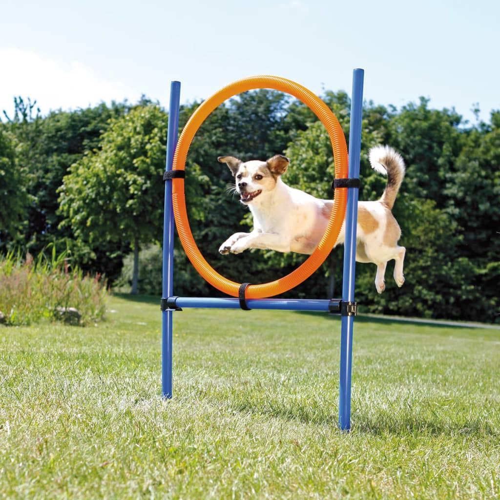 TRIXIE Honden behendigheidsring 115x3 cm plastic 3208
