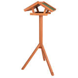 TRIXIE Standing Bird Feeder Natura 46x22x44 cm Brown 5570
