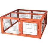 "TRIXIE Exterieur Animal Pen ""Natura"" 116x48x109 cm 62281"