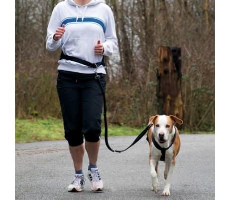 TRIXIE Cinturón para correr con perros talla M negro 12767[2/2]