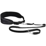 TRIXIE Cinturón para correr con perros talla L negro 12768