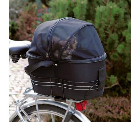 TRIXIE Transporter dla psa na rower, 29x42x48 cm, czarny[4/4]