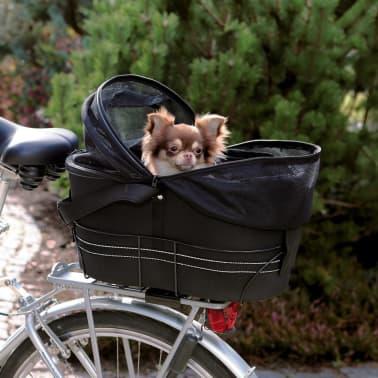 TRIXIE Transporter dla psa na rower, 29x42x48 cm, czarny[3/4]