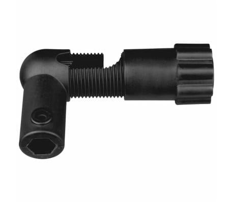 trixie hunde autogitter aluminium silber und schwarz 13171. Black Bedroom Furniture Sets. Home Design Ideas