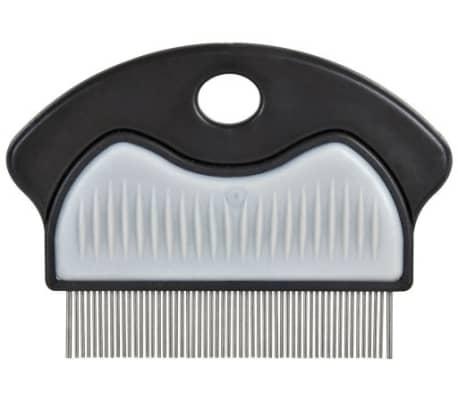 Peigne double anti-puces et poussière - 21 cm
