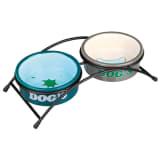 TRIXIE Bowl Set Eat On Feet 15 cm 1 L 24646