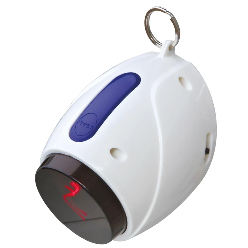 Afbeelding van TRIXIE Automatische laserpen kattenspeelgoed 11 cm wit 41311