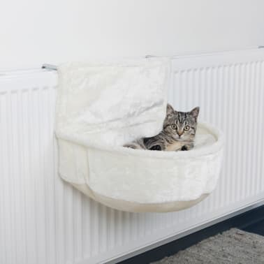 TRIXIE Lit pour chats pour Radiateurs Blanc 43140[2/2]