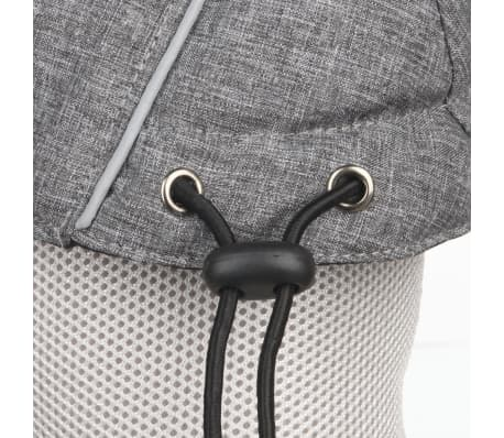 TRIXIE Manteau pour chiens Prime S 33 cm Gris[8/11]