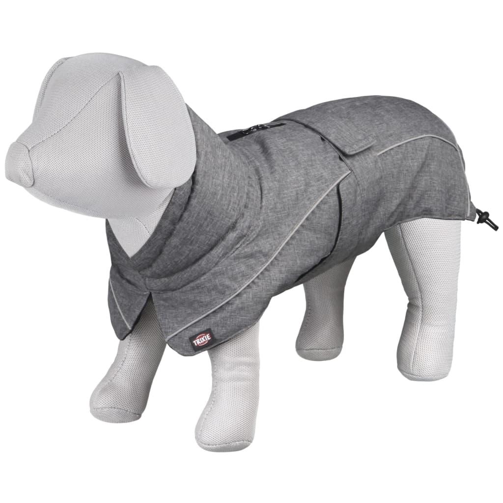 TRIXIE Hundjacka Prime S 33 cm grå
