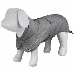 TRIXIE Manteau pour chiens Prime S 33 cm Gris