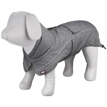 TRIXIE Manteau pour chiens Prime S 33 cm Gris[1/11]