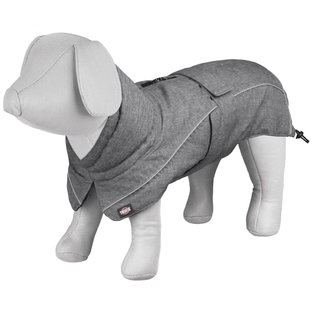 TRIXIE Hundjacka Prime S 36 cm grå