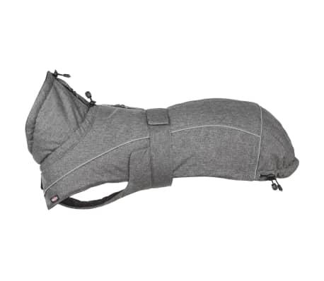 TRIXIE Abrigo para perros Prime gris L 62 cm