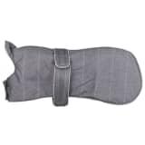 TRIXIE Cappotto Invernale per Cani Brest Taglia XS 25 cm Grigio 67810