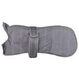 TRIXIE Zimowa kurtka dla psa Brest, rozmiar XS, 30 cm, szara, 67811