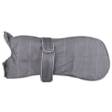 TRIXIE Zimowa kurtka dla psa Brest, rozmiar L, 62 cm, szara, 67817