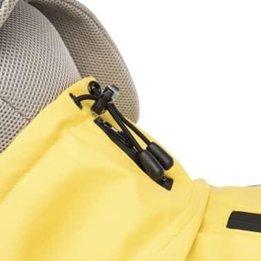 TRIXIE Lietpaltis šunims Vimy, geltonos spalvos, 45 cm, M[3/6]