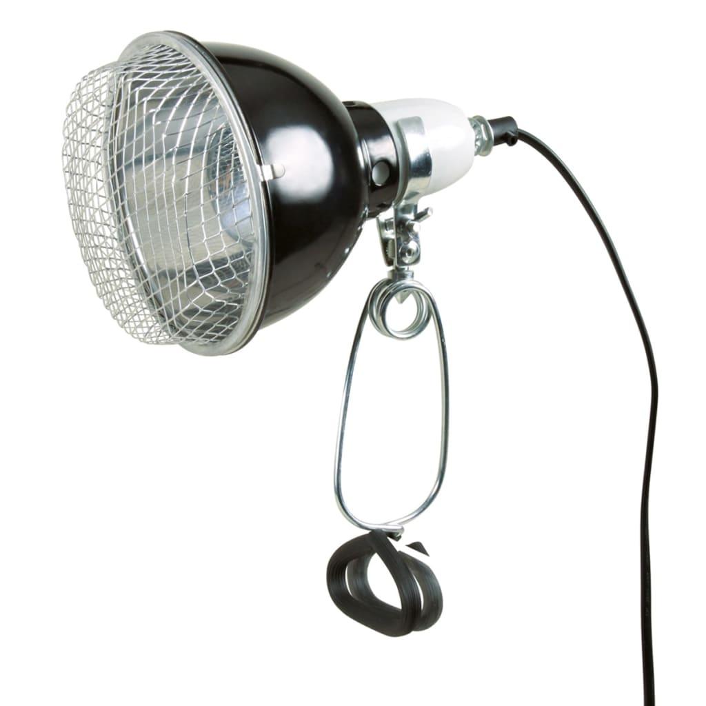 TRIXIE Terrarium lamp met klem 14x17 cm 100 W 76070