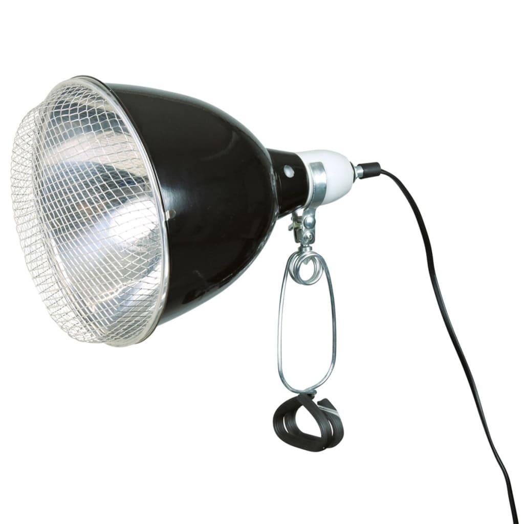 Afbeelding van TRIXIE Terrarium lamp met klem 21x21 cm 250 W 76073