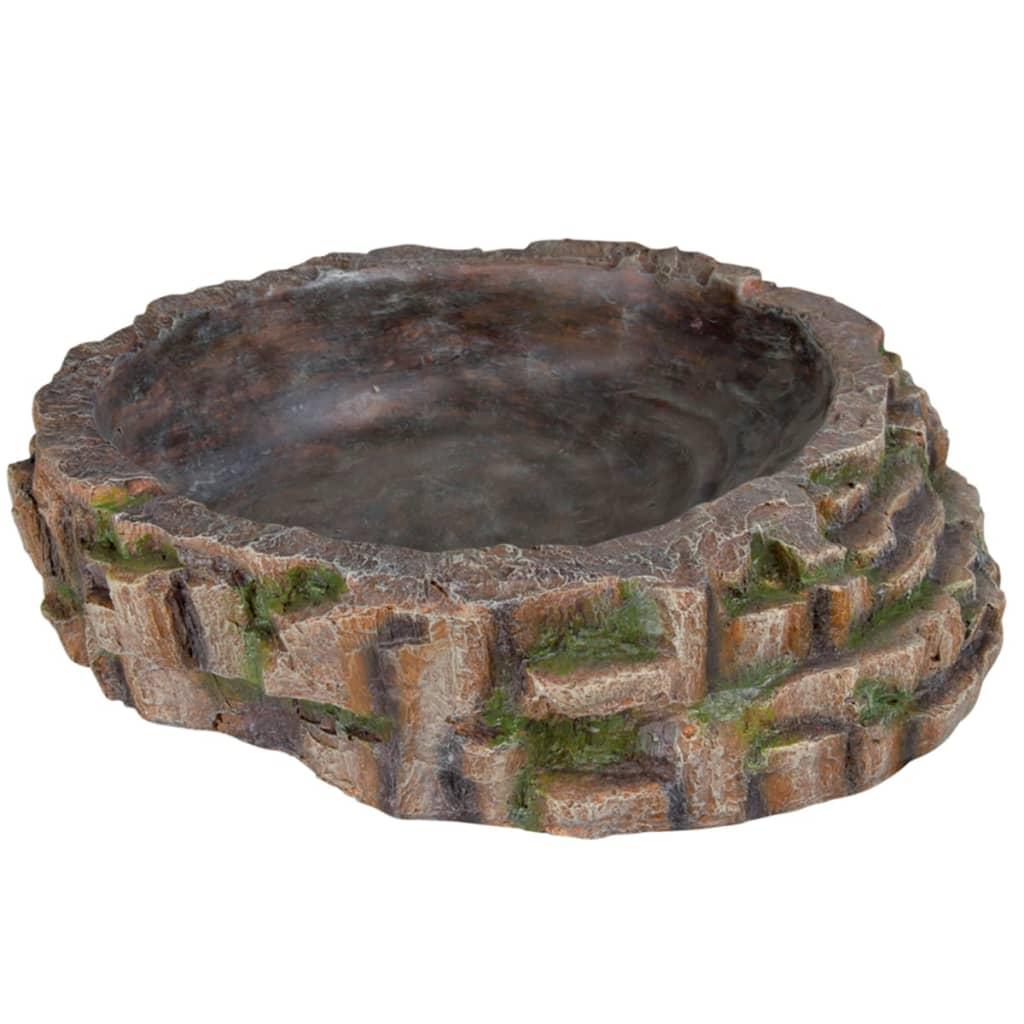 Afbeelding van TRIXIE Reptielenbad 35x9x34 cm polyresin 76209