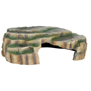 TRIXIE Reptilgrotta 30x10x25 cm polyesterharts 76212[1/2]