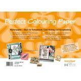 Bloc papier Papier Perfect Colouring Copic A4 10 feuilles - Copic