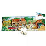 Beleduc Pony Farm Floor Puzzle 16208