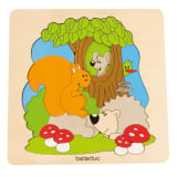 Beleduc Forest Discovery Puzzle 17510