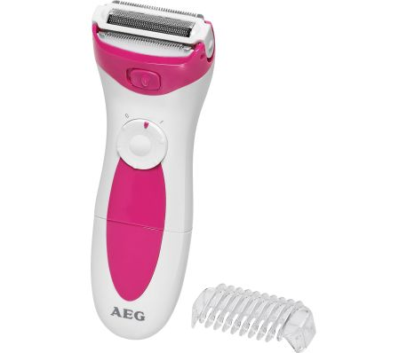 AEG Three Piece Trimmer and Manicure/Pedicure Set White LBS 5676[2/4]