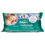 Pampers Baby doekjes Natural - 63 stuks