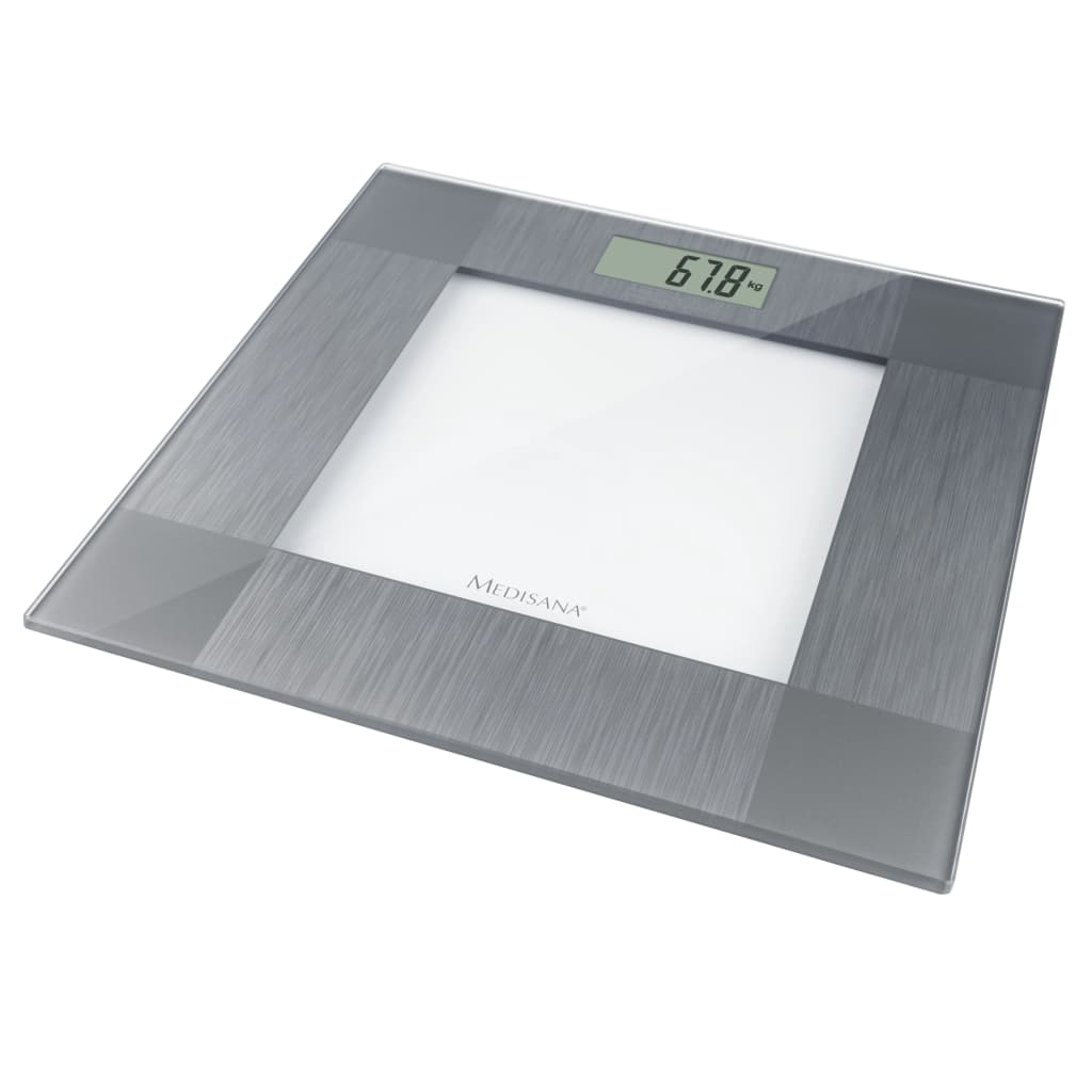 Medisana Personenweegschaal PS 401 150 kg zilverkleurig